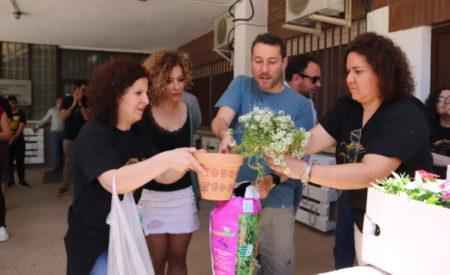 """El IES Azuer  de Manzanares """"germina valores"""" a través de la educación"""