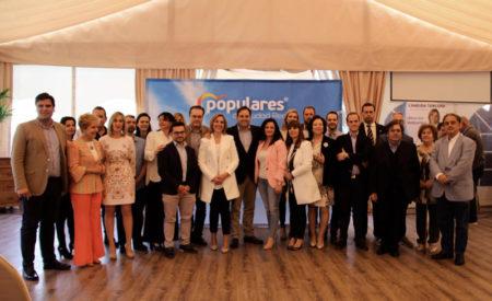 El PP de Valdepeñas presenta su candidatura a las Elecciones Municipales