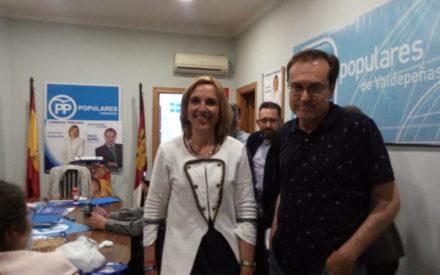 El PP de Valdepeñas consigue cuatro concejales