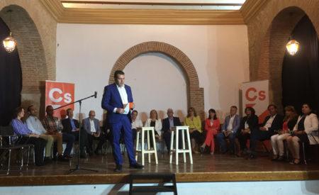 Ciudadanos Valdepeñas presenta su candidatura