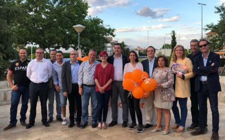 """Martín Suárez: """"Hemos hecho una campaña limpia, a pie de calle. Ha llegado el momento de los valientes de apostar por un proyecto real como el de Cs"""""""