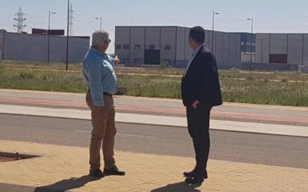 """Juan Fco Martín Suárez: """"Con Cs en el Gobierno, el próximo mandato será el del empleo en Valdepeñas"""""""