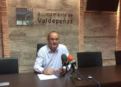 Sánchez Yébenes analiza la cuenta general del presupuesto del 2018 del Ayuntamiento de Valdepeñas