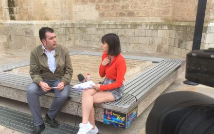Entrevista al candidato a la alcaldía por Ciudadanos Juan Francisco Martín