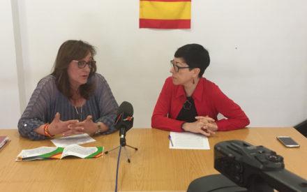Entrevista a la candidata a la alcaldía por Vox Mª Dolores Gómez