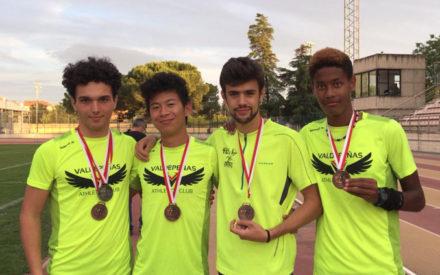 Dos medallas para el Valdepeñas Athletics Club en el Campeonato Regional Absoluto