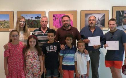 Entrega de premios del II Concurso de fotografía 'Manzanares 30 días en bici'