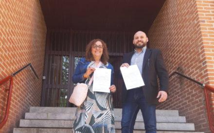 Los dos concejales electos de VOX en Valdepeñas han recogido sus credenciales en la Junta Electoral de Zona