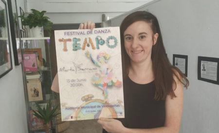 La escuela de danza «Marta Serrano» presenta el Festival «Tiempo» a beneficio de AFAD