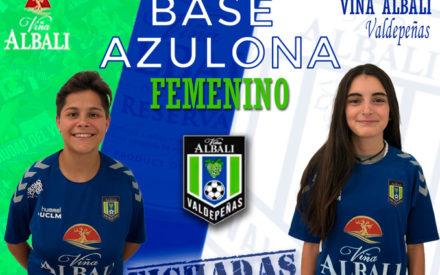 Andrea Tirado y Natalia Fernández se unen al proyecto femenino azulón