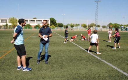 Los Campus Polideportivos Municipales de Valdepeñas arrancan con éxito