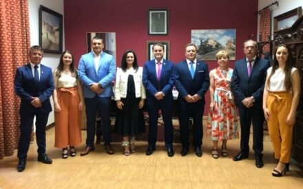 El equipo de gobierno de Moral de Calatrava crea la comisión informativa de desarrollo empresarial, industria y comercio
