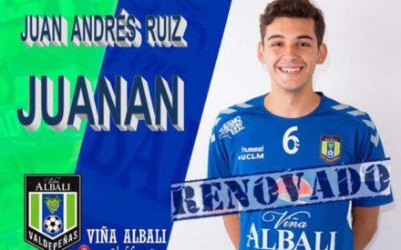 Juanan renueva hasta 2022