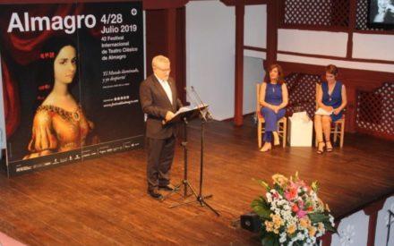 Inauguración de la XLII edición del Festival Internacional del Teatro Clásico de Almagro
