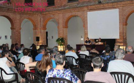 El Claustro del Convento de Santo Domingo de Villanueva de los Infantes acoge durante estos días las XXI Jornadas Literarias