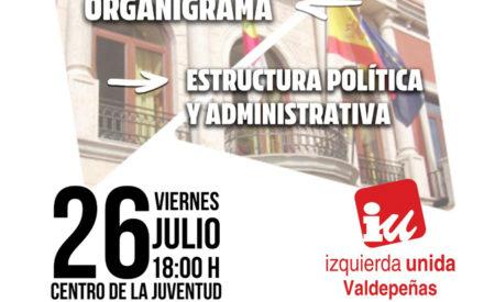 Jornada de Formación organizada por IU Valdepeñas