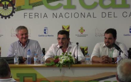 Cristóbal Aránega y Sergio Arribas ofrecieron la primera de las charlas programada por Fercam 2019