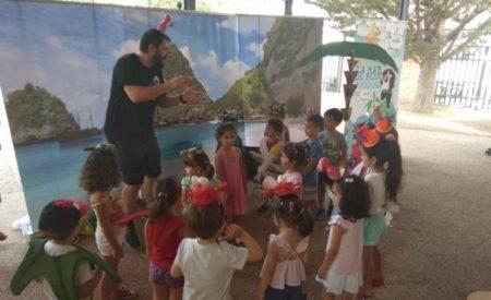 En los Talleres de Verano de Villanueva de los Infantes el Programa Estival de Educación Ambiental de Ecoembes llega a los más pequeños