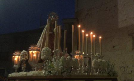 La Virgen del Carmen recorrió las calles de Valdepeñas por su festividad