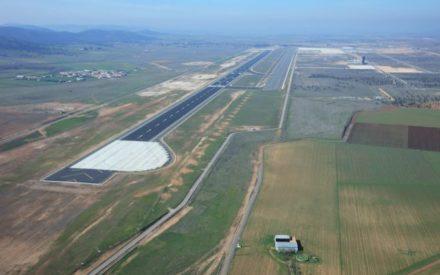 Aeropuerto de Ciudad Real ha recibido la visita de los inspectores de AESA