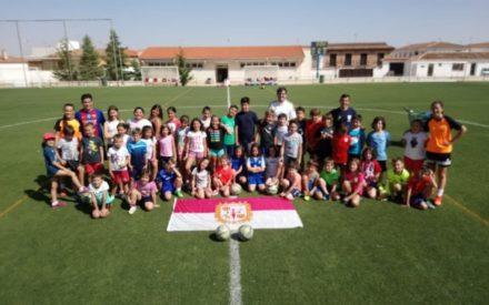 Clausurado el Clinic Multideportivo de Villanueva de los Infantes