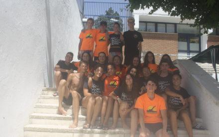 El C.N. Valdepeñas se clasifica en la décima posición en el Campeonato Regional de natación absoluto y grupos de edad