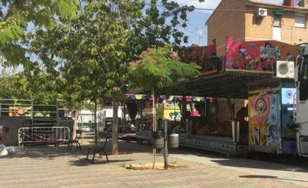 El barrio de los Llanos celebra este fin de semana sus fiestas en honor a su patrona
