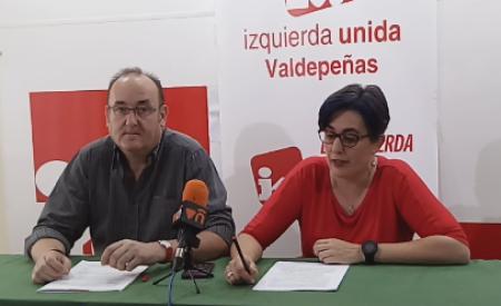IU Valdepeñas cuestiona el interés del Gobierno Municipal para no poner fin a las atracciones con ponis en la Feria