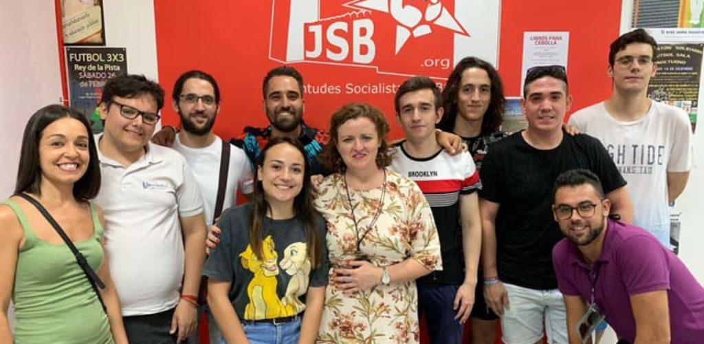 Jesús González liderará las Juventudes Socialistas de Bolaños