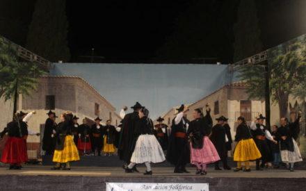 Almagro se inundó de Folklore el pasado sábado
