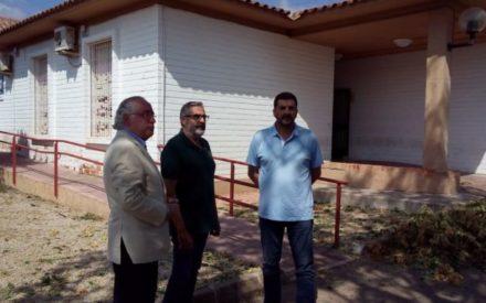 Junta y Diputación de Ciudad Real muestran su apoyo a los pueblos de la Comarca de Montiel afectados por la tormenta de granizo