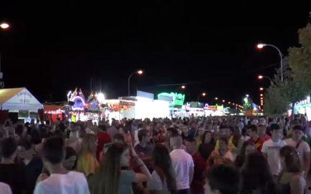 IU valora la Feria de Agosto y presenta propuestas para las Fiestas