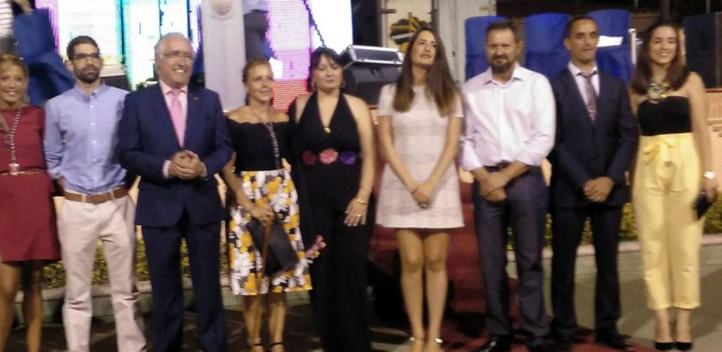 Inauguradas la Feria y Fiestas de Santa Cruz de Mudela