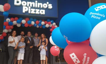 Abre sus puertas Domino's Pizza