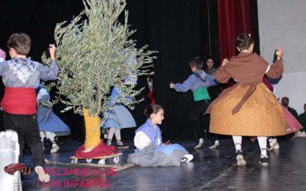 Inauguradas las XVI Jornadas Nacionales de Folclore de Infantes