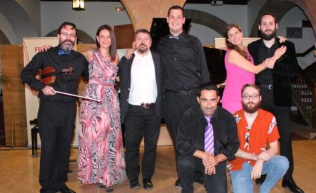 El Cabaret se cuela en el Festival de Música Clásica de Villanueva de los Infantes durante el Concierto 'Música con Sabor'