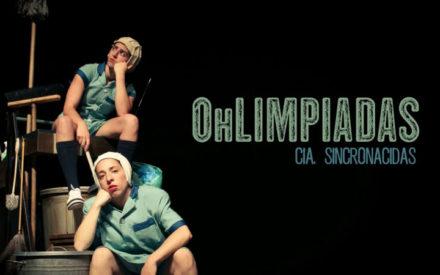 Presentación de la obra de teatro 'Ohlimpiadas