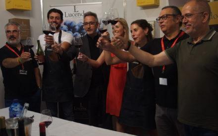La XX edición del Túnel del Vino da su pistoletazo de salida en el pabellón Esteban López Vega