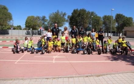 La comisaría de Manzanares se llena de menores