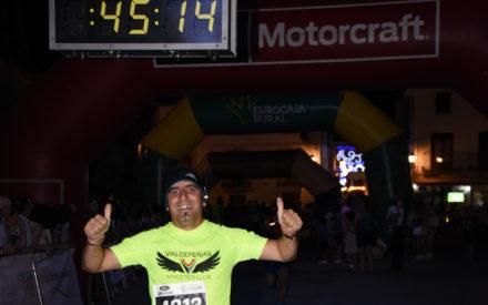 David de la Cruz, Valdepeñas Athletics Club, vence los 10 km de Vva. de los Infantes
