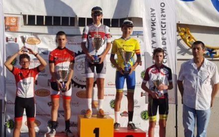 Vibrantes carreras en el XVII Trofeo E.Leclerc de escuelas de ciclismo en Almagro