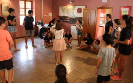 El 'Fitctiritec' de Lazarillo en Manzanares acerca el teatro a los menores