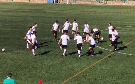 Crónica Club de Fútbol Valdepeñas Juvenil – Benfica-Jaén