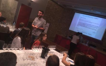 El Museo del Vino acogió 'Cata de Vinos en el Tiempo'