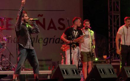 Gran concierto de Caipiroska  en las fiestas de Valdepeñas