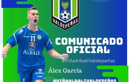 Comunicado oficial sobre el estado de Álex García