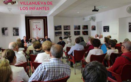La Fundación José María de Jaime de Villanueva de los Infantes acoge la conferencia 'Jesus y las Mujeres'