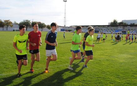 Arrancan las Escuelas Municipales Deportivas de Valdepeñas