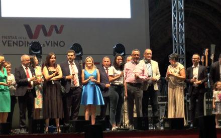 Inauguración de las LXVI Fiestas de la Vendimia y el Vino