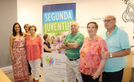 """""""Segunda Juventud"""" unificará todas las actividades para mayores de 60 años en Manzanares"""